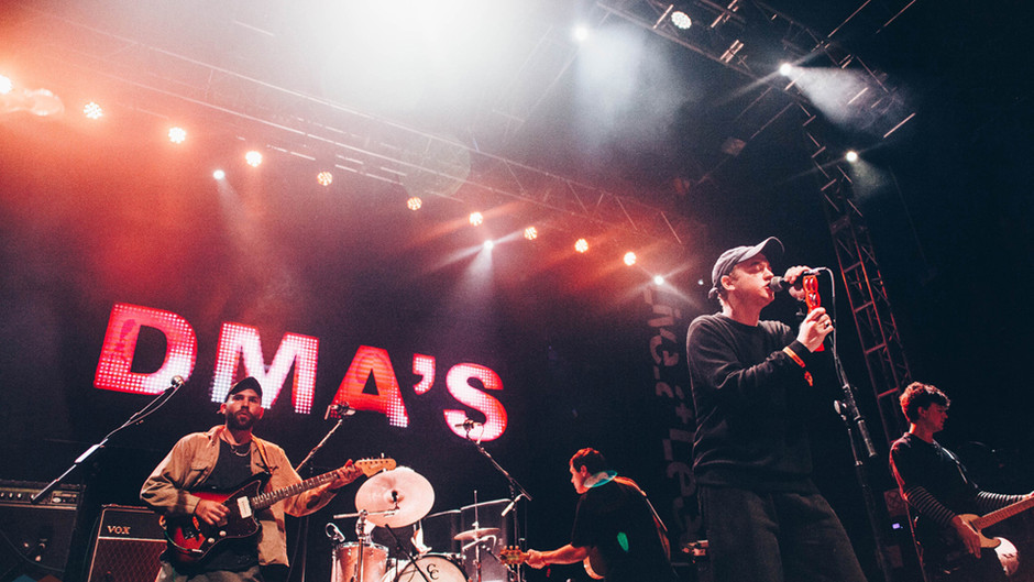 "Matt Mason of DMA's: ""The UK definitely has the most passionate music fans"""