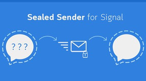SIGNAL : SAY HELLO TO PRIVACY