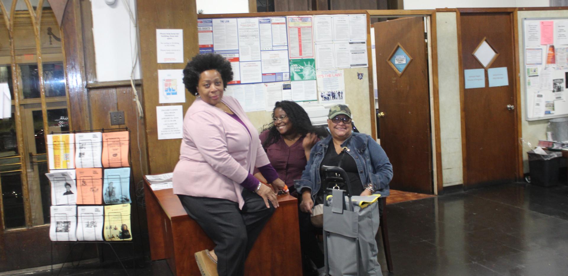 YWCA team