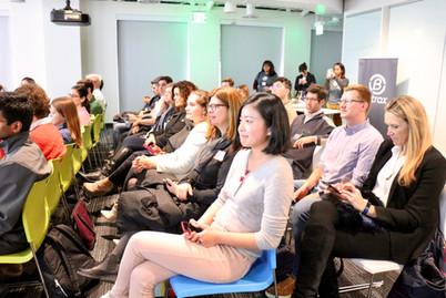 multilingual applied ML talk audience