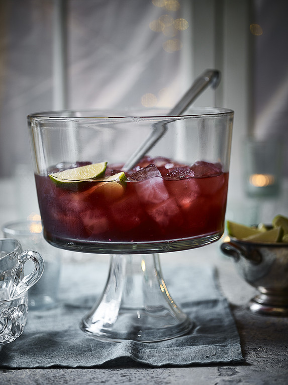 Gin Punch Cocktail
