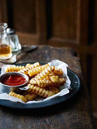 Crinkle Cut Chips