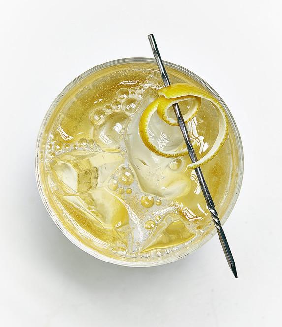Slane & Soda Cocktail