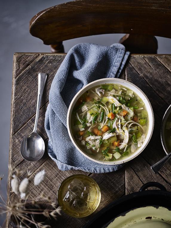 Restoratorive Noodle Soup