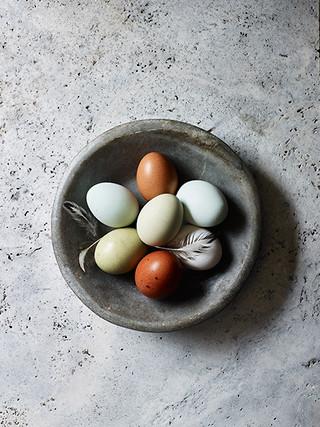 Eggs Still Life