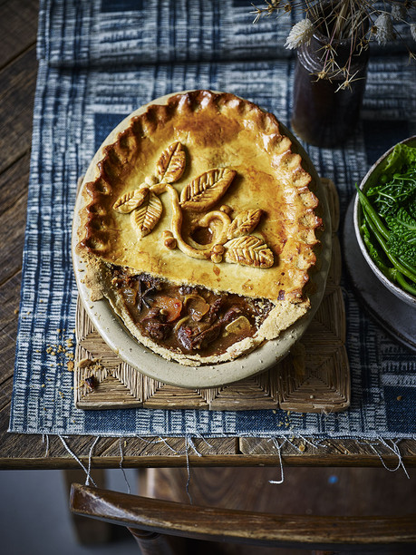 Chinese Beef Pie