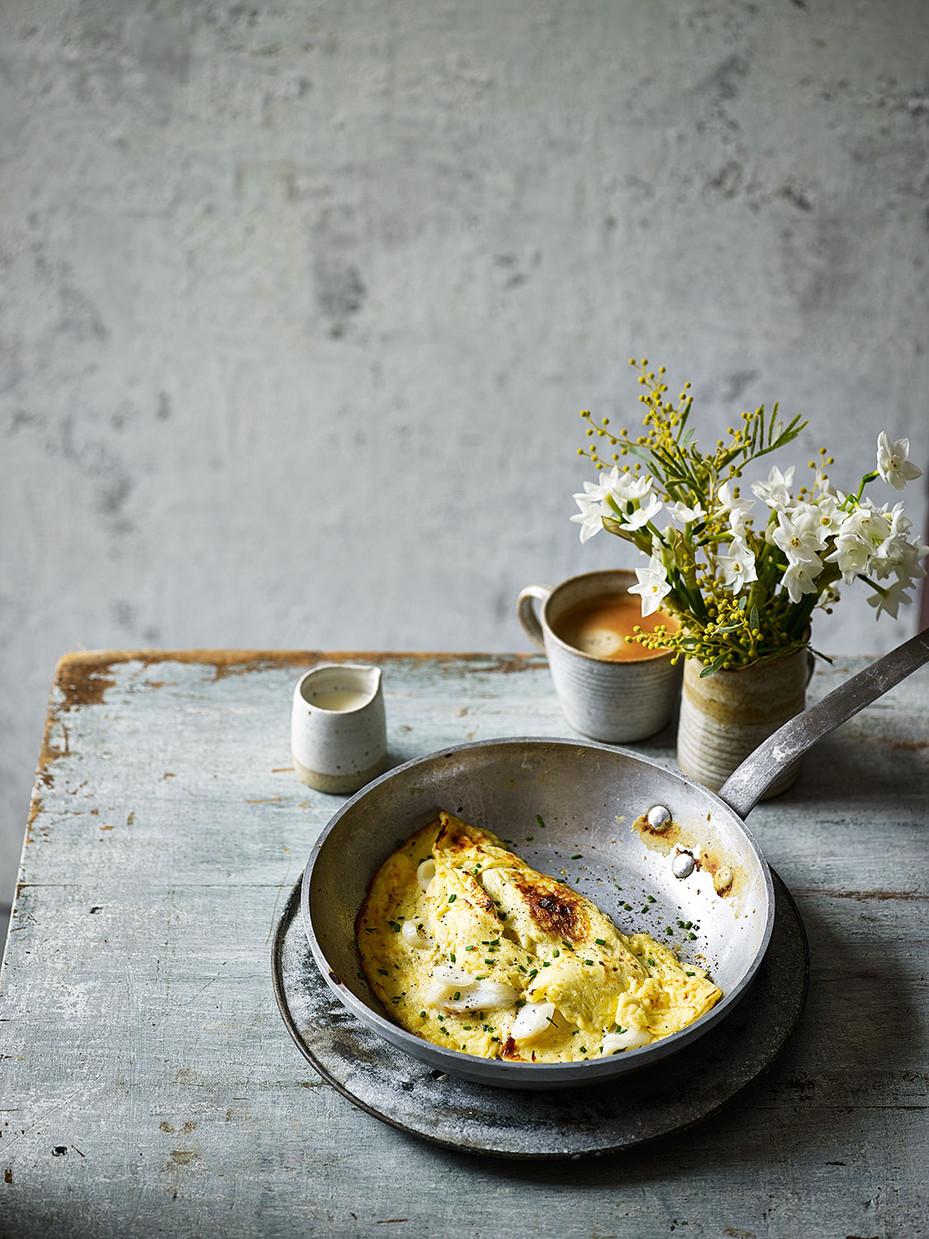 Arnold Bennet Omelette