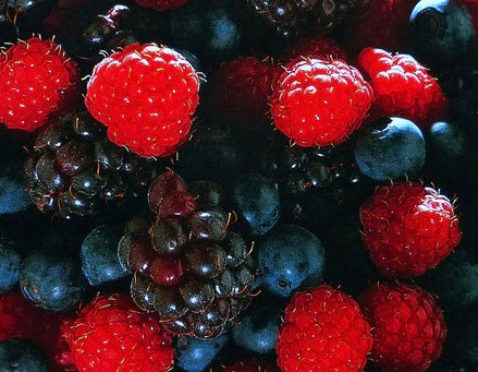 The Joy of a Raspberry - Mindful Eating