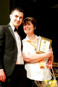 Jane's long service award