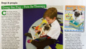 Dog Monthly - June 2016 Article - press