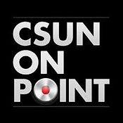 CSUN On Point Logo