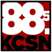 KCSN 88.5 FM Logo