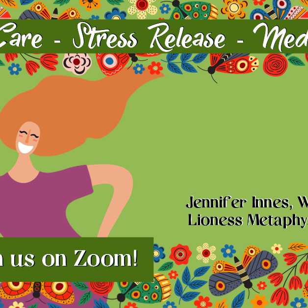 Self care, stress release and meditation with Jennifer Innes