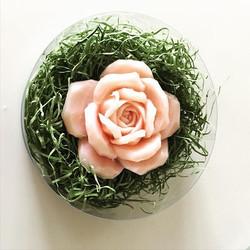 #soapcarving  #rose #ソープカービング