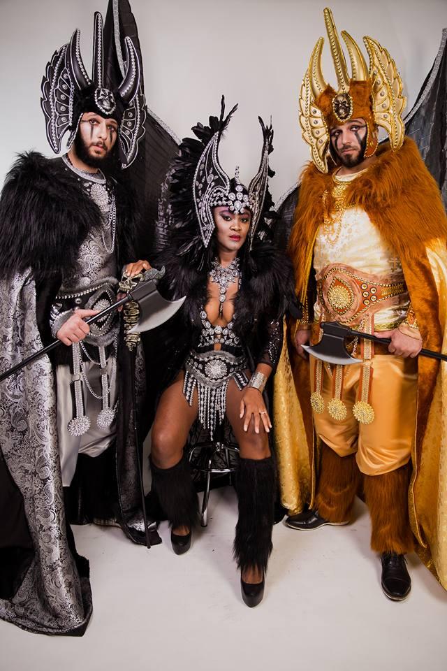 Vikings Costume Designs 2