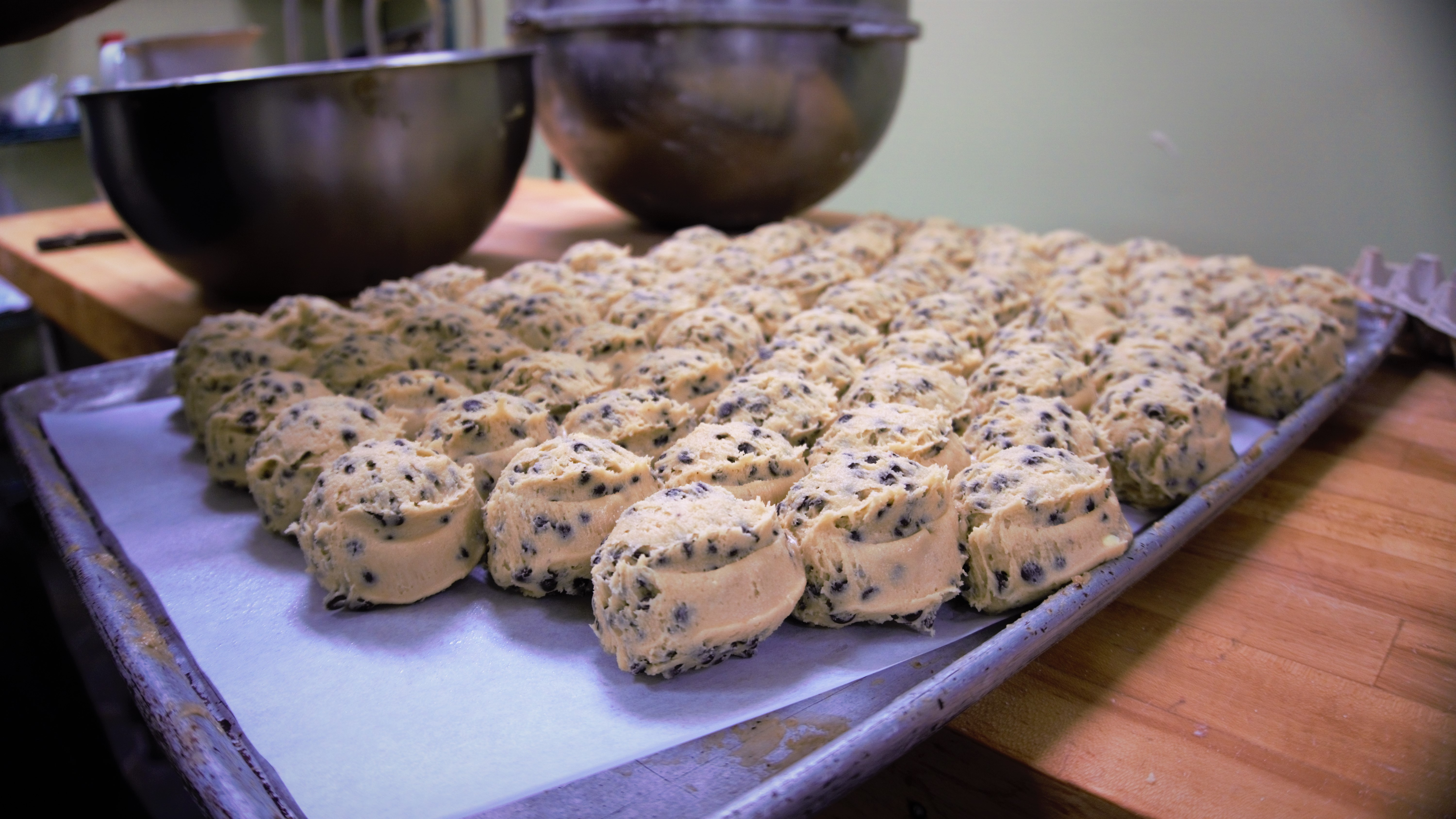 Our Cookies Made Fresh