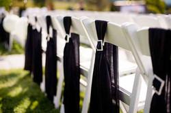 Elegant Chair ties