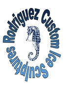 Rodriguez custom ice carving and sculptures of San Diego
