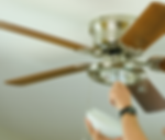 Changing Lightbulb in Ceiling Fan