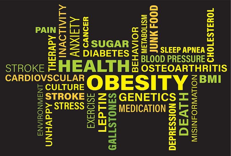 L'obésité et surconsommation