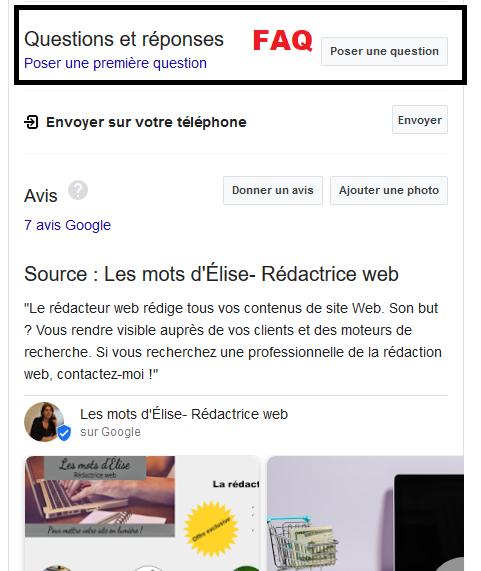 FAQ Google My Business