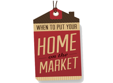 When to Put Your Home on the Market