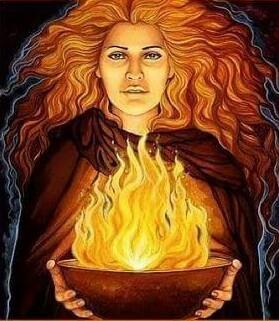 יסוד האש