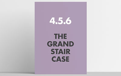 Grand Stair Poster