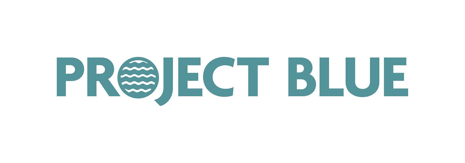 project blue logo