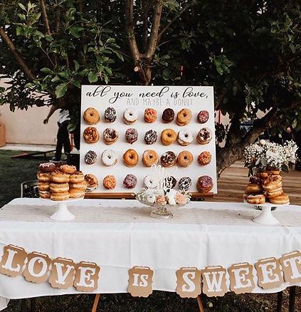 Donut Wall $35