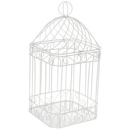 Birdcage Card Box - $10