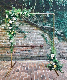 Sweetheart Arch $75