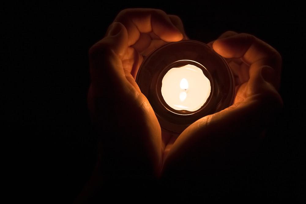 Licht in dir.