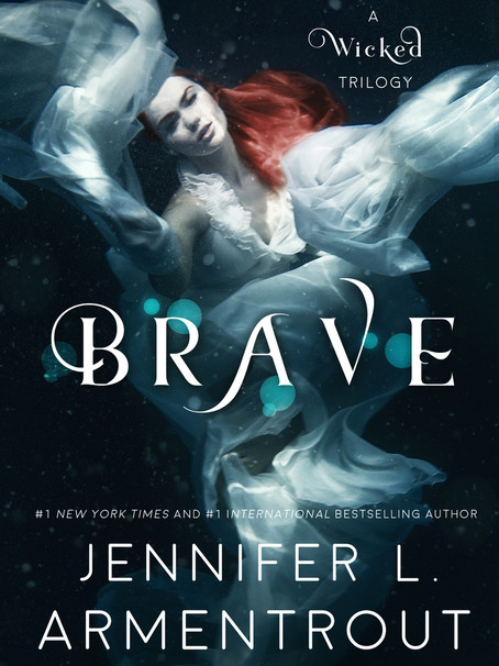 BRAVE Cover Reveal!!!