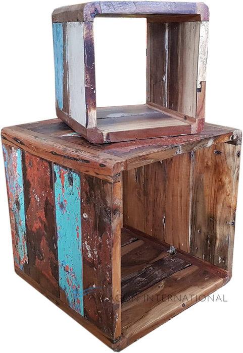 Boatwood Cube