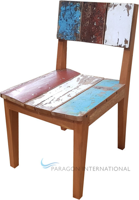 Boatwood Dining Chair - Std