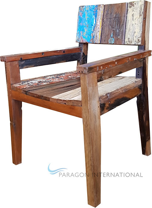 Boatwood Dining Armchair