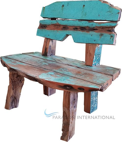 Boatwood Surfers Bench