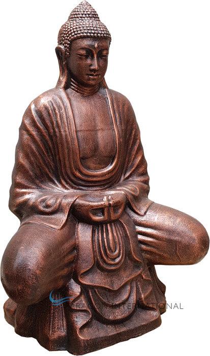 Buddha Lotus Statue - 150