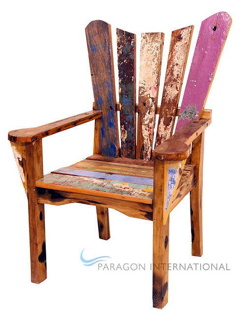 Boatwood Lazy Armchair