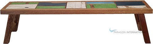 Boatwood Bench Patchwork