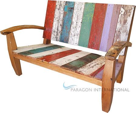 Boatwood Low Sofa