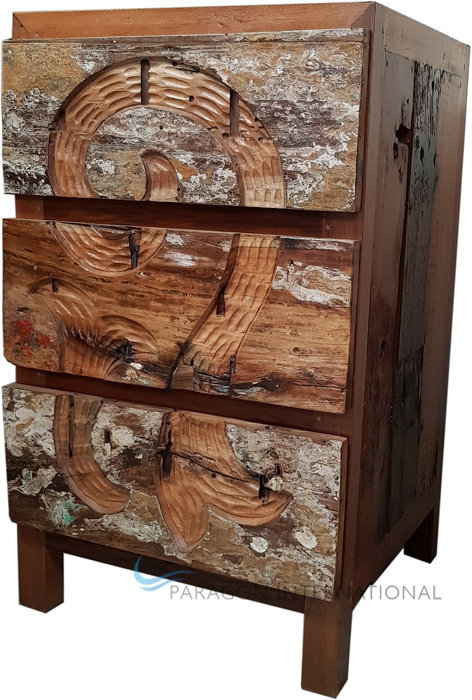 Boatwood Island Chest