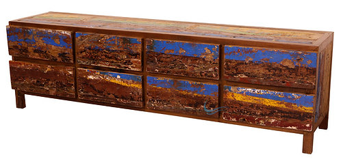 Boatwood Chest Low