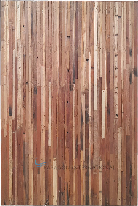 Boatwood Wall Panel