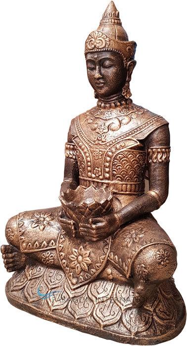 Sitting Buddha Thai Statue