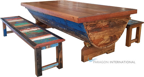 Boatwood Boat Table