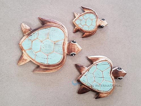 Turtles - Set of 3