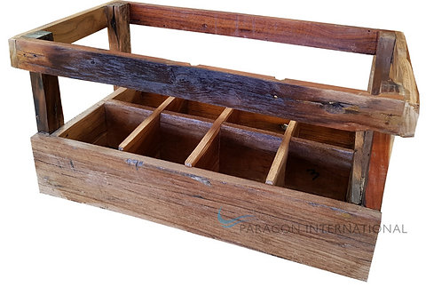 Boatwood Bottle Tray