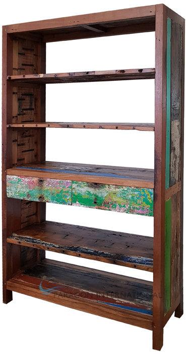 Boatwood Bookcase